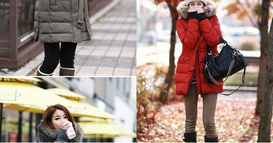3 kiểu áo khoác nữ mang phong cách Hàn Quốc siêu hot cho Đông 2018 - 2019