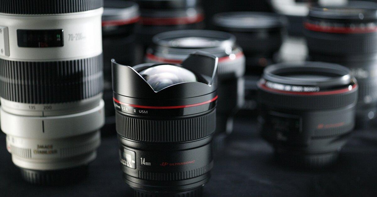 3 loại ống kính cần thiết nếu muốn trở thành tay chơi DSLR thực thụ