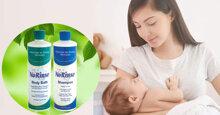 3 loại sữa tắm cho mẹ sau sinh dùng thích mê được nhiều người sử dụng 2019