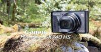 3 lý do Canon Powershot SX740 HS sẽ đồng hành cùng bạn trong chuyến du lịch tiếp theo