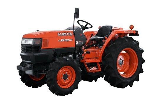 3 máy cày xới đất mini đa năng của thương hiệu Kubota Nhật Bản