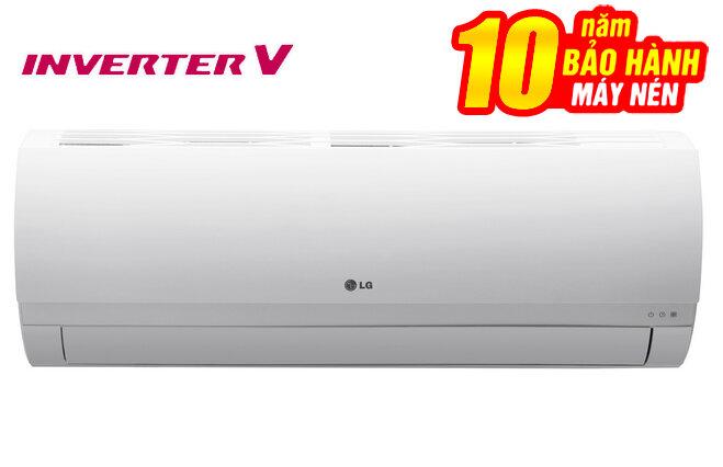 3 máy lạnh điều hòa LG inverter V tiết kiệm điện giá rẻ để mua trong năm 2017