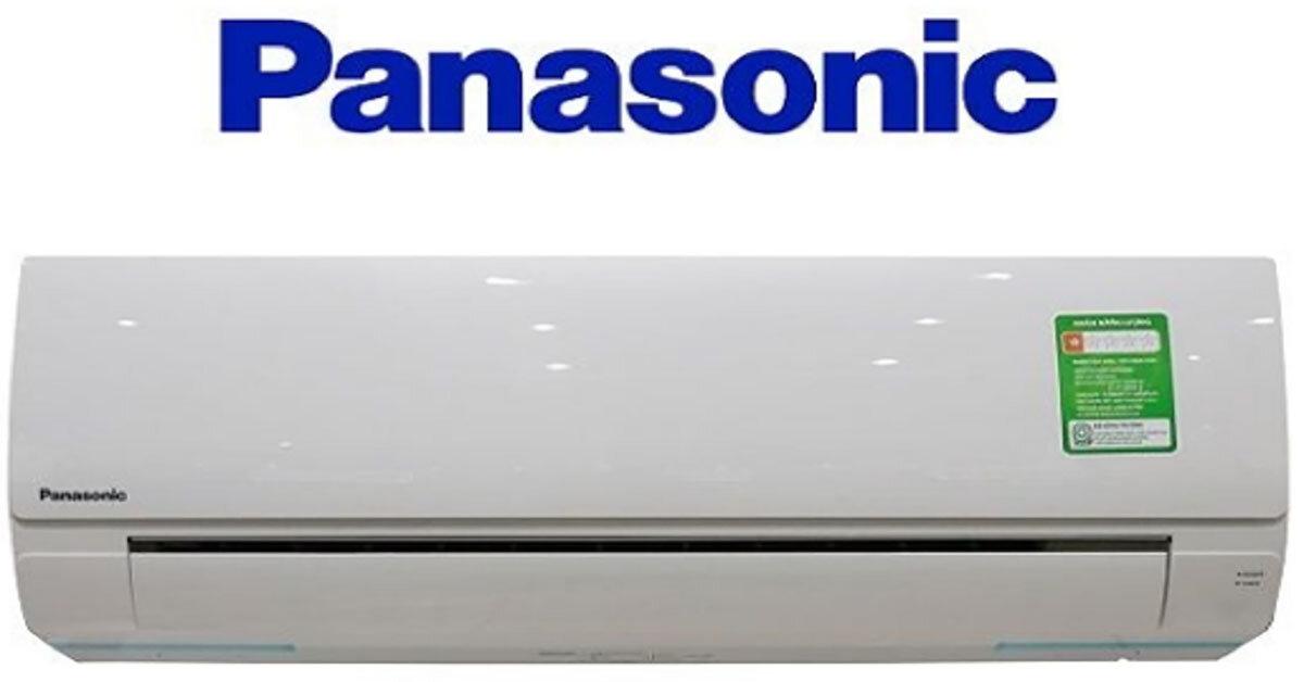 3 model điều hoà Panasonic được ưa chuộng nhất hiện nay
