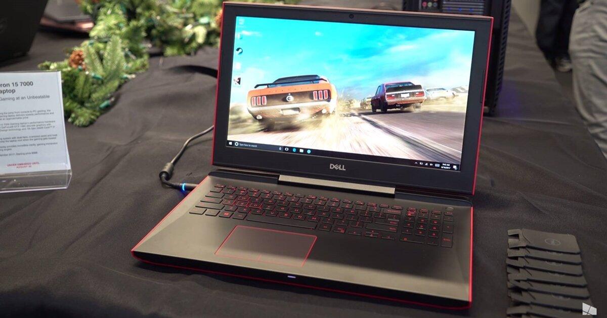 3 model laptop chơi game mà game thủ nào cũng 'thèm chảy nước miếng'