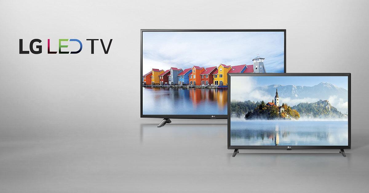 3 model tivi LG giá rẻ cho thiết kế ấn tượng nhất trong năm 2018