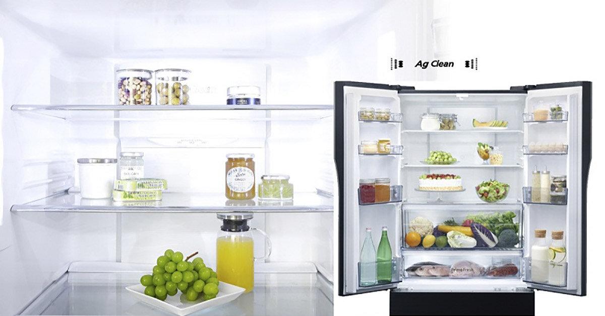 3 model tủ lạnh Panasonic side by side siêu hot trong năm 2018