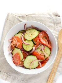 3 món salad ngon miệng, dễ làm cho thực đơn low carb