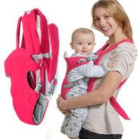 3 nguyên tắc địu em bé an toàn mẹ phải biết