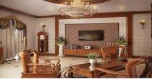 3 nhược điểm của nội thất phòng khách bằng gỗ bạn nên biết