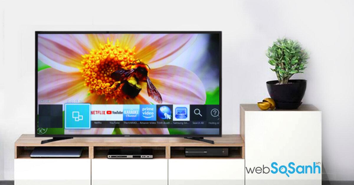3 smart tivi màn hình lớn giá rẻ 49 inch giá tầm 10 triệu đáng mua