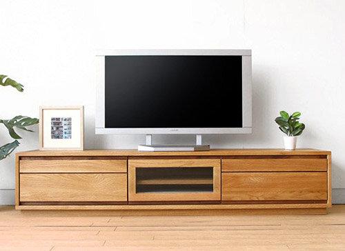 3 thiết kế kệ tivi gỗ sồi đẹp cho phòng khách