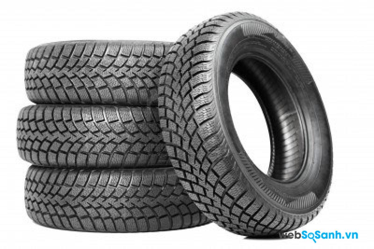 3 thông số kỹ thuật không thể không chú ý khi mua lốp xe ô tô