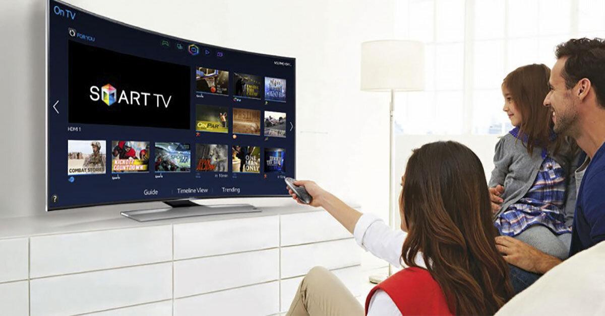 3 thương hiệu smart tivi được người tiêu dùng yêu thích nhất trên thị trường năm 2018