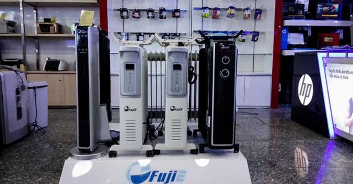 3 tiêu chí cần thiết để lựa chọn máy sưởi ấm an toàn và tiết kiệm.