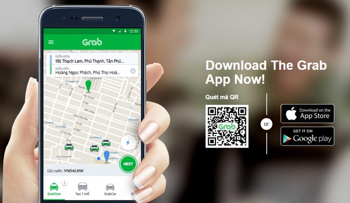 3 ứng dụng đặt xe ôm giá rẻ vô địch cho người dùng smartphone