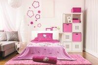30 mẫu chăn ga gối đệm Hello Kitty cho bé gái đẹp nhất giá từ 200k