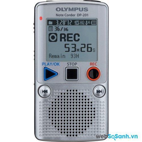 Máy ghi âm Olympus