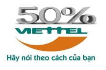 Tổng hợp khuyến mãi nạp thẻ Viettel tháng 8/2015