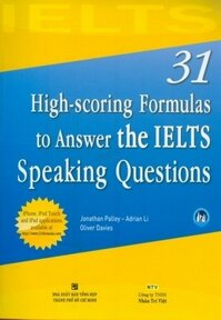 31 High scoring formulas IELTS speaking – Bí quyết cho phần thi Nói