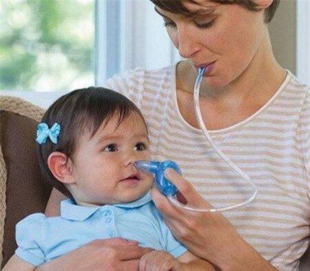 Lưu ý khi sử dụng dụng cụ hút mũi cho con - Chăm sóc bé - Bảo vệ sức khỏe trẻ em - Bệnh về đường hô hấp ở trẻ em - Cách nuôi dạy con trẻ - Chăm sóc trẻ em
