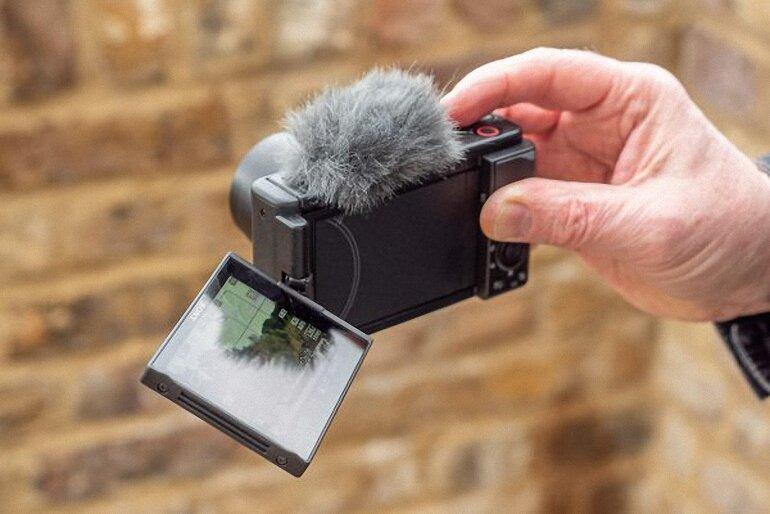 máy ảnh sony zv-1