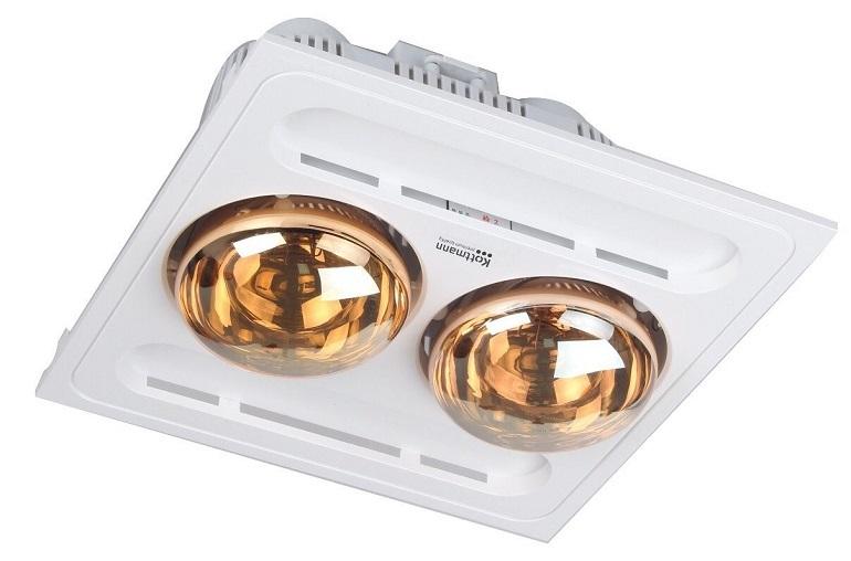 Về khả năng tiết kiệm điện của đèn sưởi âm trần