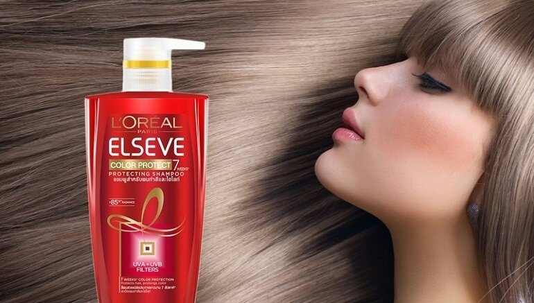 Dầu gội cho tóc nhuộm là gì?
