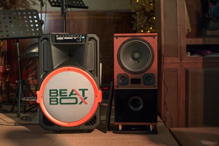 loa kéo acnos beatbox kb-39