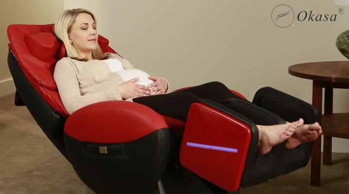 Bà bầu có nên sử dụng ghế nằm masage không