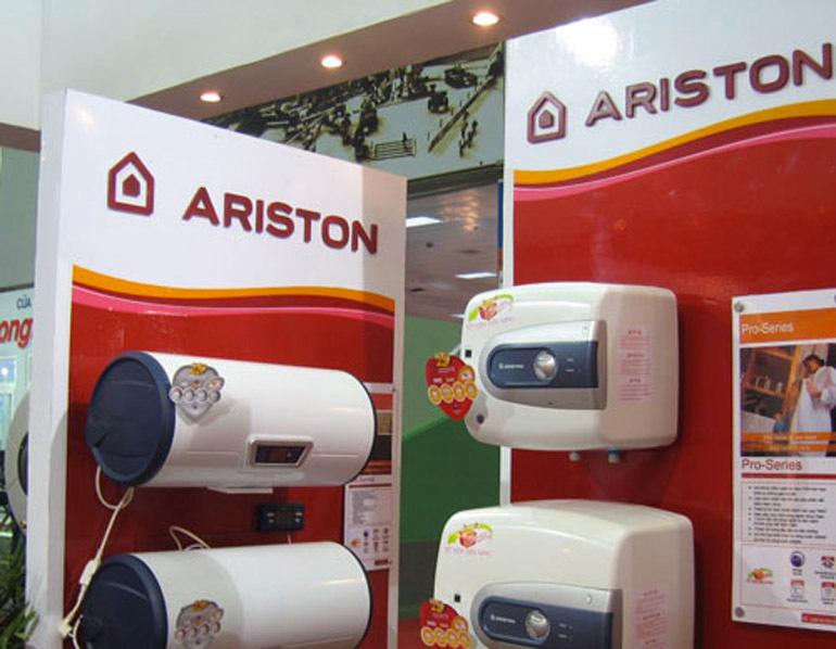 Bình nóng lạnh Ariston cao cấp