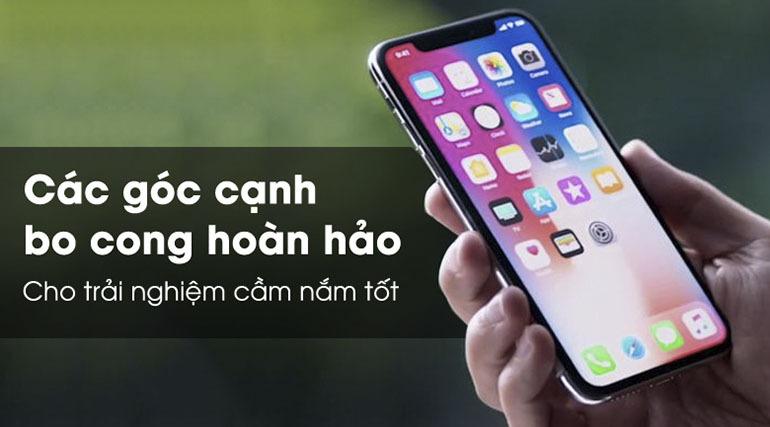 Điện thoại iPhone X đe đến khả năng vận hành cao, thiết kế tai thỏ đẹp mắt, sang trong và đẳng cấp