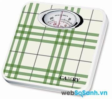 Cân sức khỏe cơ học Camry BR9015B-H108
