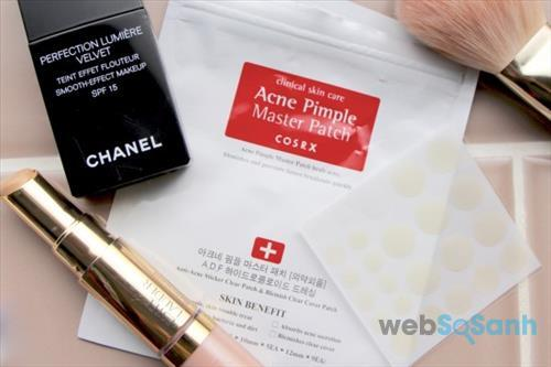 Miếng dán mụn trong suốt CosRx Acne Pimple Master Patch