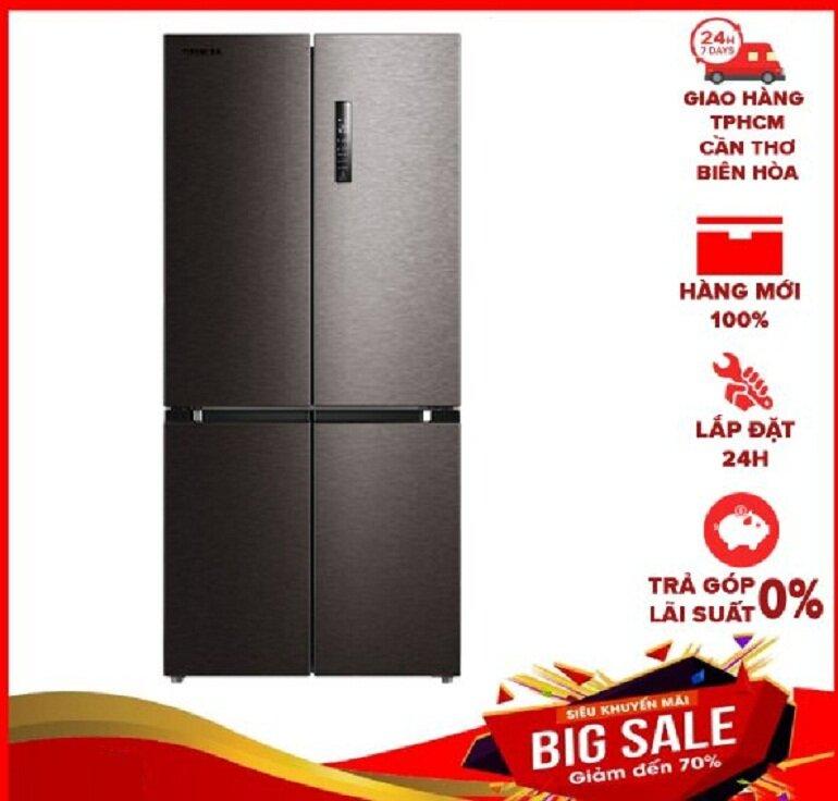 Lưu ý khi mua tủ lạnh trả góp