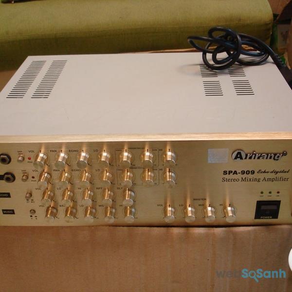 Amply Arirang đem đến cho người dùng chất âm hay với giá hợp lý