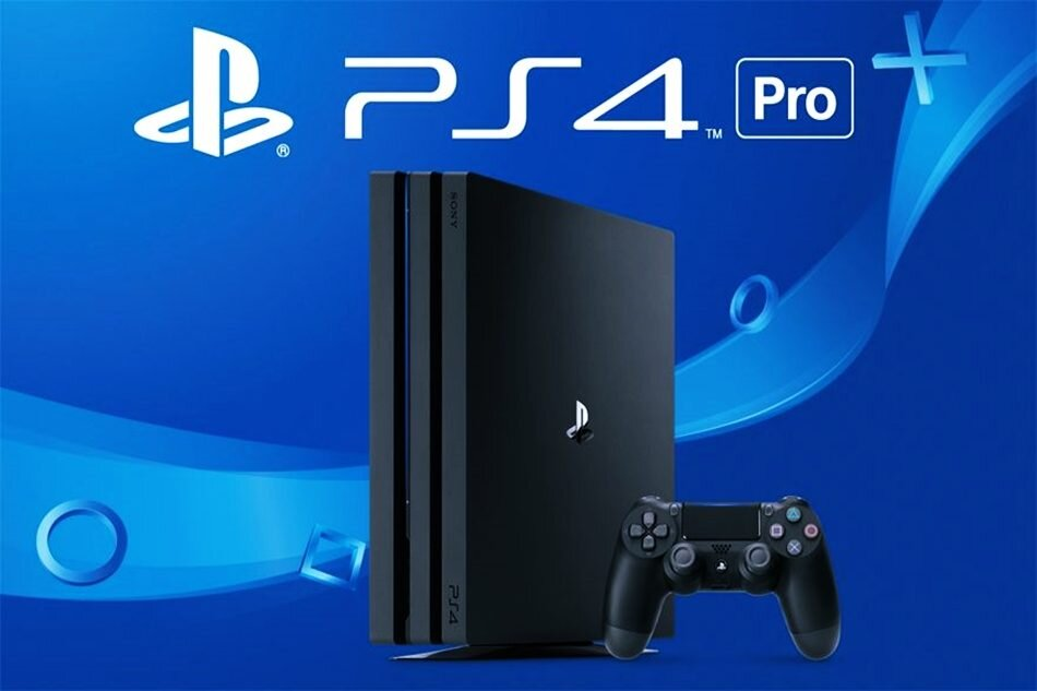 Máy chơi game Playstation 4 pro