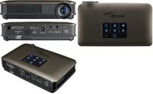 So sánh máy chiếu mini  tầm giá 9 triệu đồng Optoma PK301 và BenQ MX505