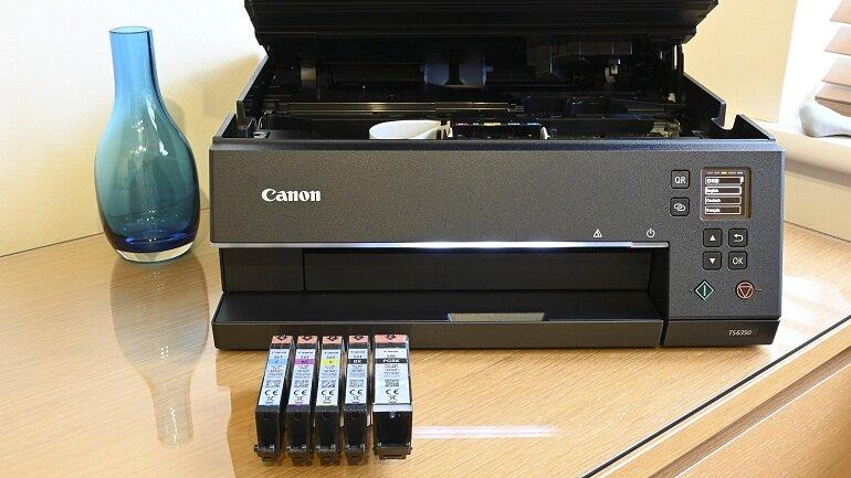 Máy in ảnh màu Canon PIXMA TS6350