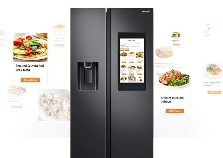 5 lý do cho thấy bạn nên mua tủ lạnh Samsung có màn hình