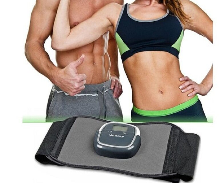 Máy massage giảm mỡ bụng được nhiều người lựa chọn để loại bỏ mỡ thừa vùng bụng