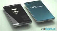 Smartphone của Samsung sẽ mỏng hơn, cao cấp hơn