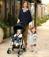 Giá xe đẩy trẻ em Combi mới nhất cập nhật tháng 4/2017