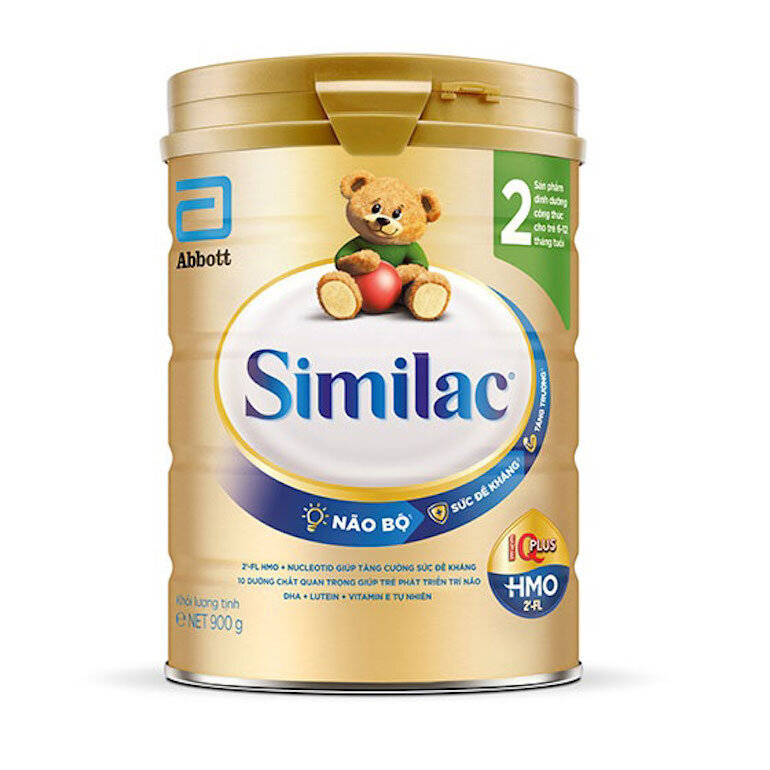 Sữa Similac HMO số 2