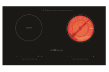 So sánh ưu điểm của bếp điện từ công nghệ Inverter và bếp điện từ kết hợp