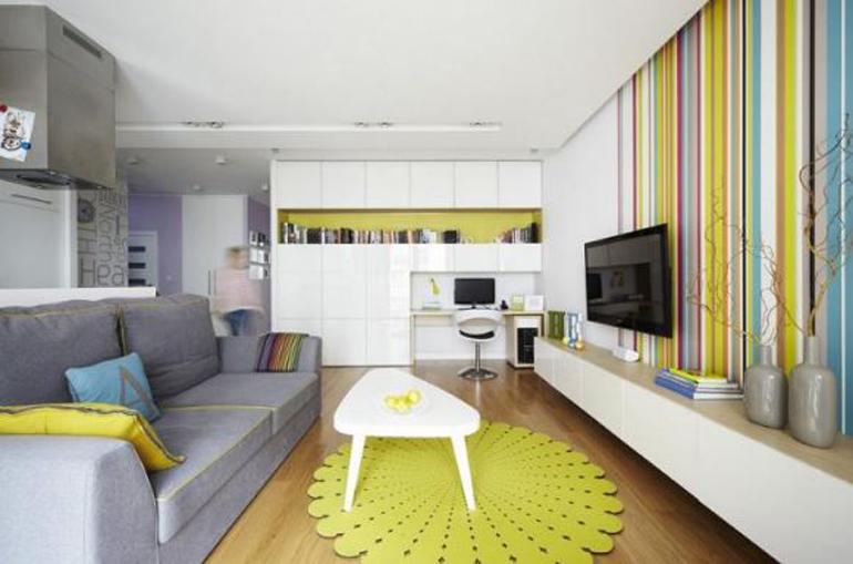 ý tưởng thiết kế nhà có diện tích nhỏ