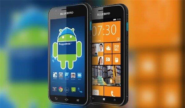 """Windows Phone 8 và Android đã """"ở chung nhà"""""""