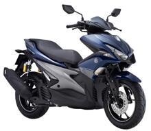 Xe máy Yamaha NVX 2018 có gì thay đổi so với phiên bản cũ ? giá bao nhiêu tiền ?