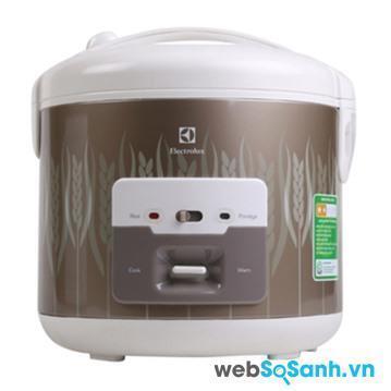 Nồi cơm điện Electrolux ERC2200 (ERC-2200) - 1.8 lít