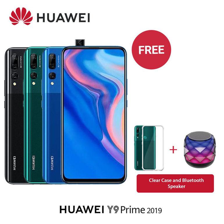 điện thoại huawei y9 prime