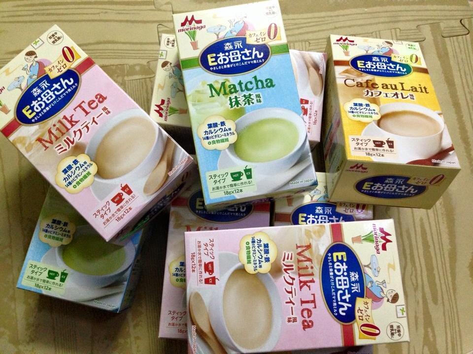 Morinaga trà xanh cung cấp các dưỡng chất cần thiết cho sự phát triển toàn diện của thai nhi